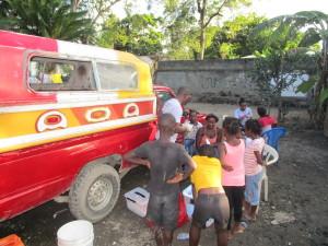 HaitiDistribution